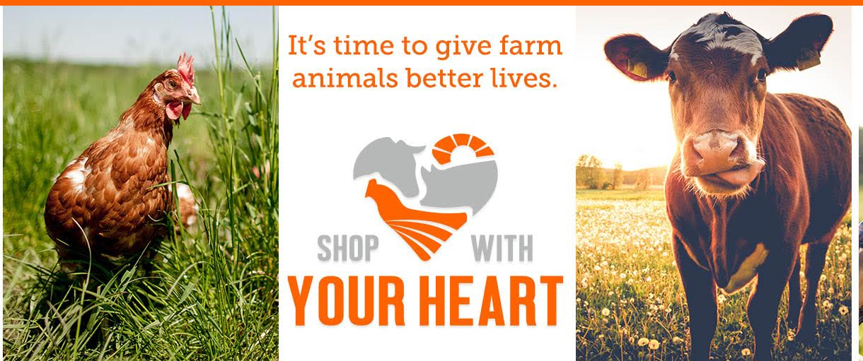 aspca shop with heart
