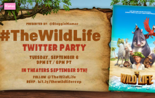 The Wild Life Twitter Party 9-6-16