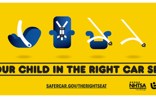 The Right Seat Car Seat Safety