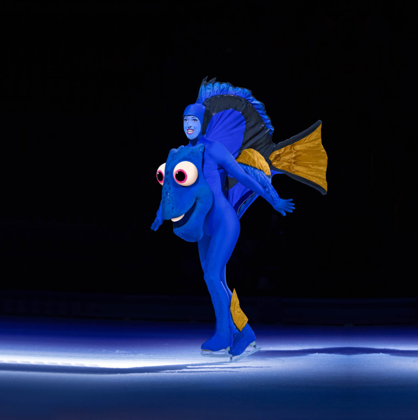 Dory from Disney On Ice