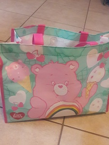 Care Bears Shopping Tote