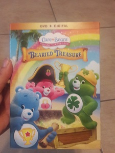 Care bears Bearied Treasure DVD