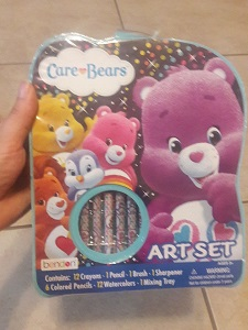 Care Bears Art Set