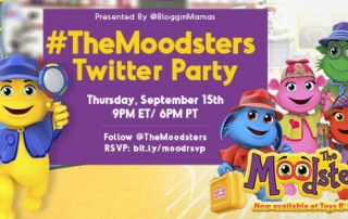 Join The Moodsters Twitter Party 9-15-16 at 9p ET. bit.ly/moodrsvp
