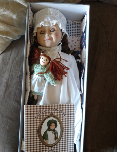 LHOTP doll in box
