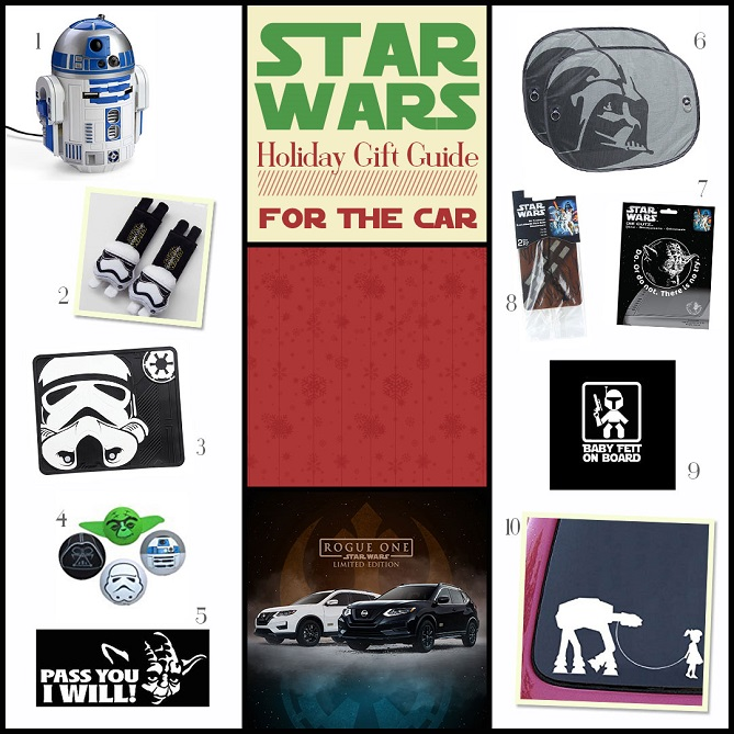 Star Wars Gifts for the Car