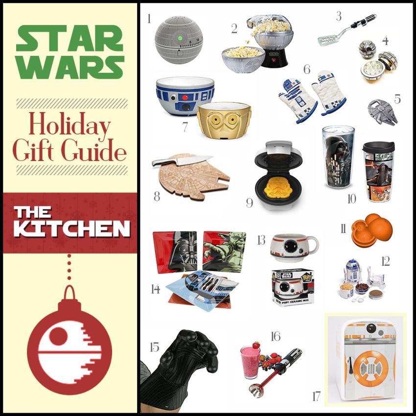 Star Wars Kitchen Gifts