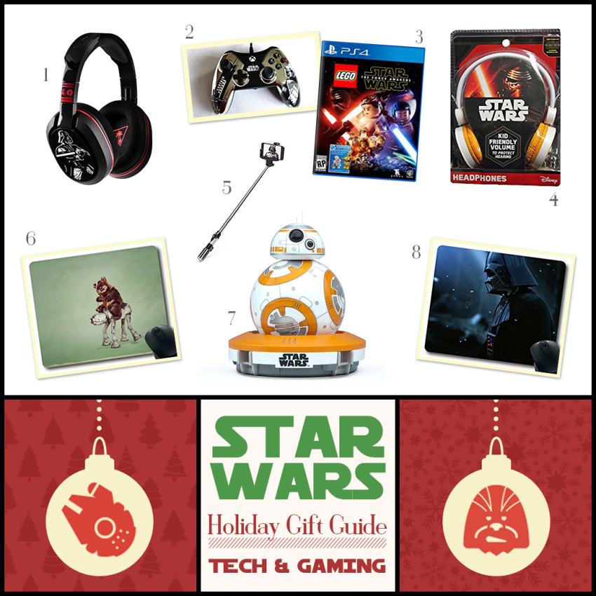 Star Wars Tech & Gaming Gifts