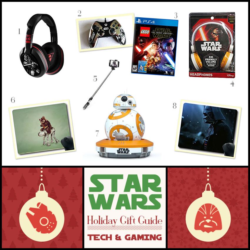 Star Wars Tech & Gaming Gifts
