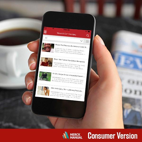 Merck Consumer App