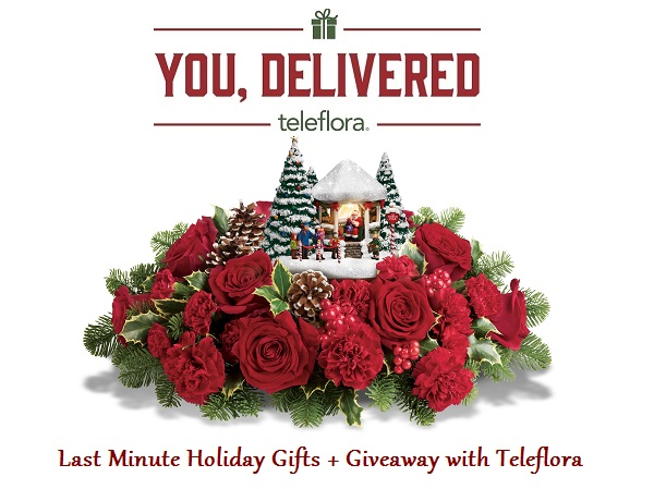 teleflora giveaway