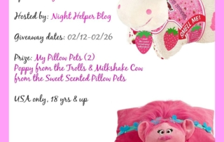 My Pillow Pets Valentine's Day Giveaway