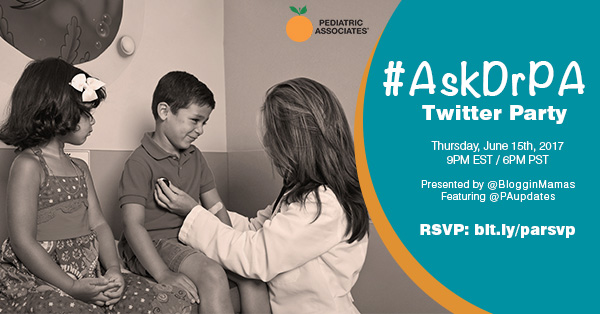 Pediatrics Associates Twitter Party