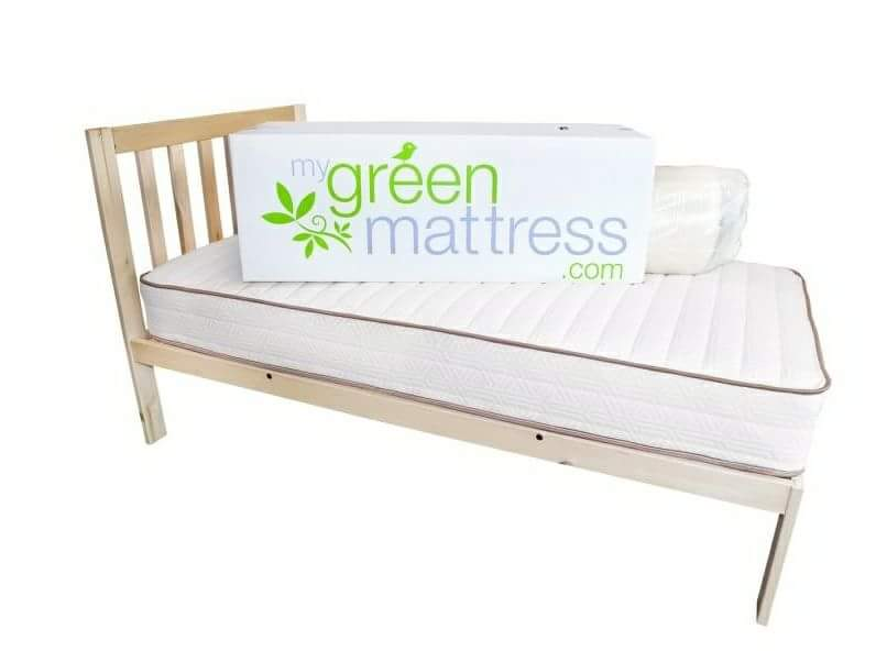 My Green Mattress Giveaway- Ends 8-7-17- ARV $529 - Heather Lopez