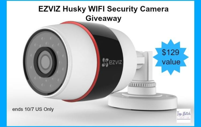 security camera giveaway