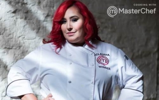 MasterChef winner Claudia Sandoval