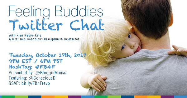 Feeling Buddies Twitter Chat