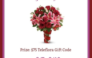 Win a Teleflora Bouquet