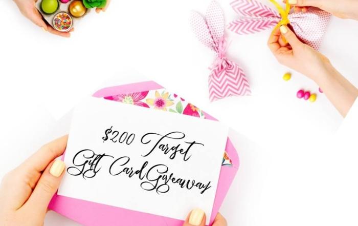 target giftcard giveaway image