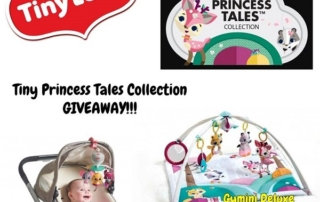 Tiny Love Tiny Princess Tales Collection Giveaway