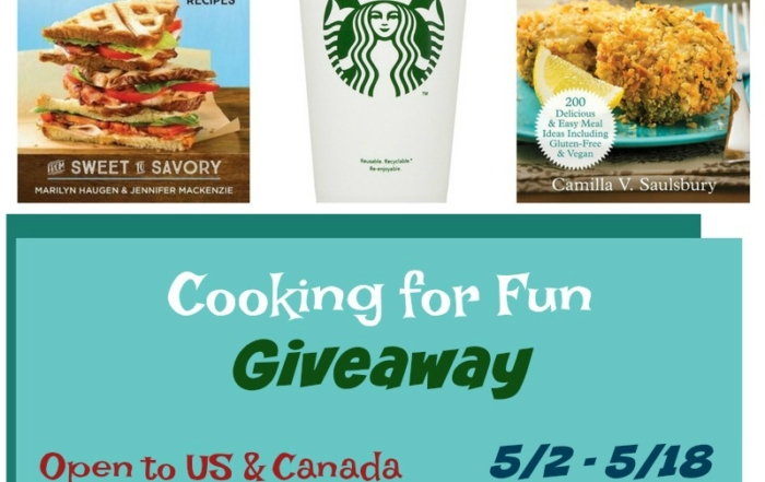 Cooking for Fun Giveaway (1)