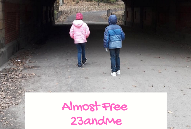 23andMe with Kids