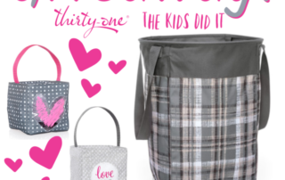 Thirty-One Valentine's Day Giveaway