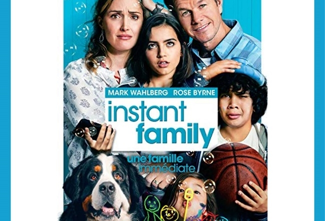 Instant Family Blu-Ray Giveaway Ends 3-15-19