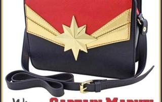 CAPTAIN MARVEL Handbag Giveaway- Ends 3-21-19