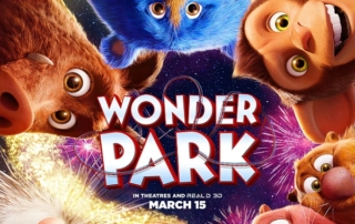 Wonder Park Prize Pack Giveaway