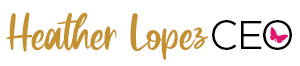 Heather Lopez CEO Logo