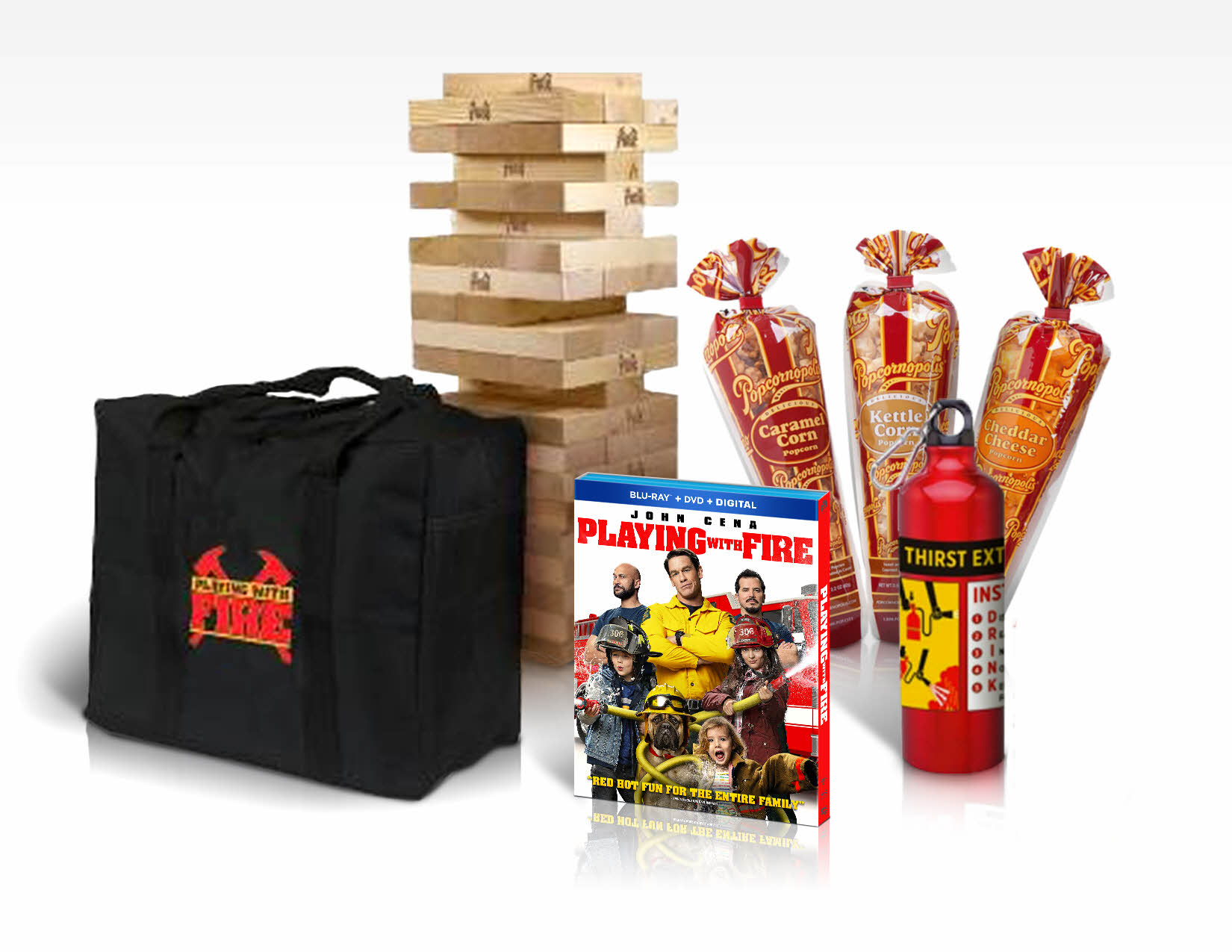 Playing With Fire Movie Prize Pack