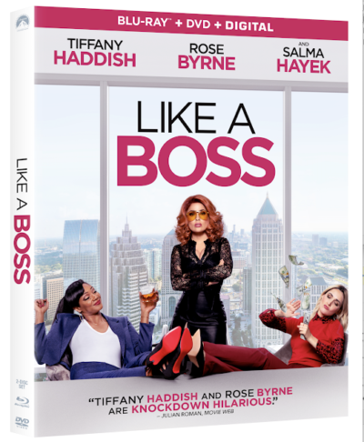 Like a Boss Giveaway Ends 4-21-20